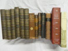 Old and New London 6 vols; Gobat - Histoire de la Suisse; London Labour and the London Poor 1851;