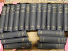 Dickens (Charles) 19 vols, Memorial Edition,