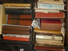 A large selection of various Art and Antique related volumes including Bryan's Dictionary of