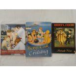 Beryl Cook - Three volumes including Beryl Cook Cruising, 2000, dustjacket; Beryl Cook,