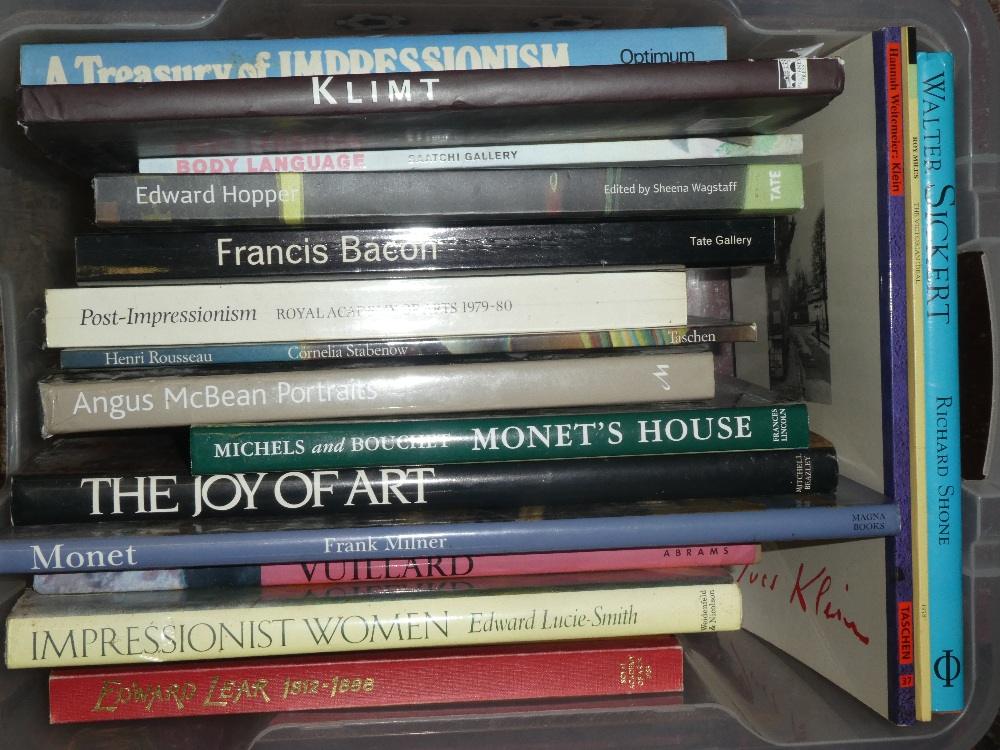 A large selection of art related volumes including World Art; Lucian Freud; - Image 4 of 4
