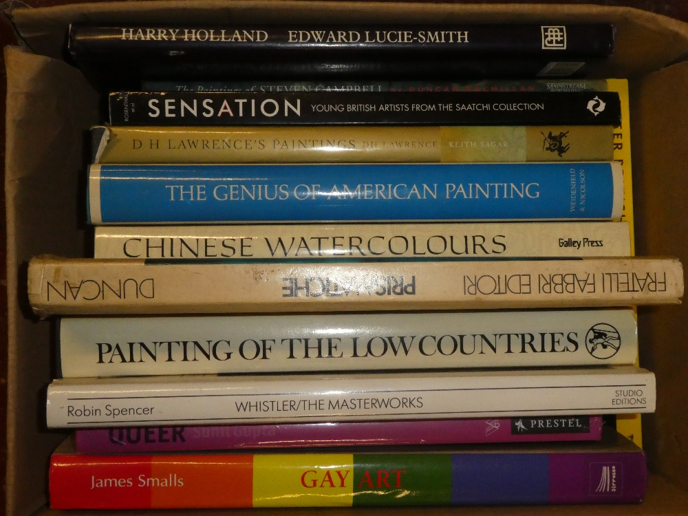 A large selection of art related volumes including World Art; Lucian Freud; - Image 3 of 4