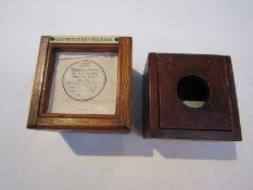 An S&T block shelf telephone jack,
