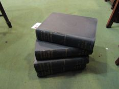 """Johnson's Dictionary of the English Language"" four volumes"