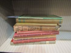 Small collection of illustrated/humorous volumes including Ronald Searle, Fougasse etc.