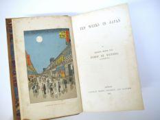 George Smith: 'Ten Weeks in Japan', London, Longman, Green et al, 1861, 1st edition,