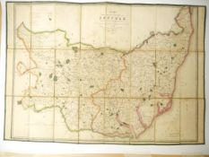 James Wyld (published):'A new Map of the County of Suffolk.
