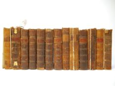 Mostyn John Armstrong: 'History & Antiquities of the County of Norfolk', Norwich, 1781, 10 volumes,