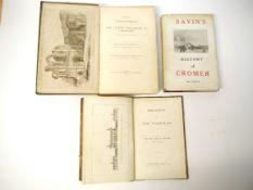Rev. John H Broome: 'Houghton and The Walpoles', London & Lynn, 1865, 1st edition
