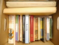 A collection of 70+ books and booklets on The Gambia and West Africa,