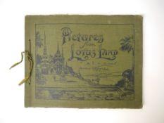 F.M. Muriel & R.C.J. Swinhoe: 'Pictures from Lotus Land', Rangoon & London, Rowe & Co.
