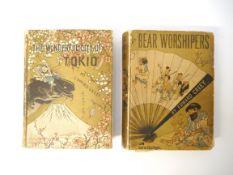 Edward Greey, 2 titles: 'The Wonderful City of Tokio', Boston, Lee & Shepard,