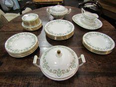 A quantity of Minton 'Adam' dinner wares,