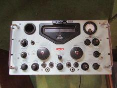 A Racal 5820 receiver radio