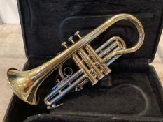A Blessing Scholastic Bb cornet, serial number 478903,