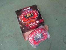A Line 6 POD X3 guitar effects processor,