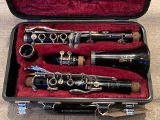 A Boosey & Hawkes Regent Bb clarinet,