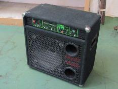 A Trace Elliot GP12 SMX bass combo amplifier