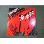 KRAFTWERK: 'The Man Machine' LP,