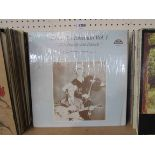 Fourteen Country and Bluegrass LP's on the Old Homestead label including Ernest V.