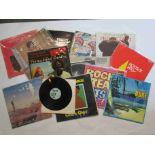 Thirteen assorted Reggae LP's including Prince Fari, Earl George, The Jubilees,Dennis Brown,