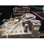 A Leak Trough Line II FM tuner,