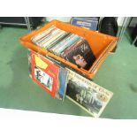 ELVIS PRESLEY: A large box of assorted Elvis LPs (approx.