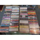 Approx 180 Jazz CD's including Stanley Turrentine, Jean Toussaint, Barbara Thompson, Joe Temperley,