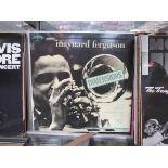 "MAYNARD FERGUSON: Eight LP's to include 'Dimensions', 'Maynard '61', '""Straitaway"" Jazz Themes',"