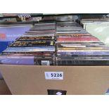Approx 180 Jazz CD's including Duke Ellington, Miles Davis, Carla Bley, Count Basie,