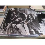 Fourteen assorted Jazz guitar LP's including Larry Coryell and Philip Coryell, Joe Pass, Jim Hall,