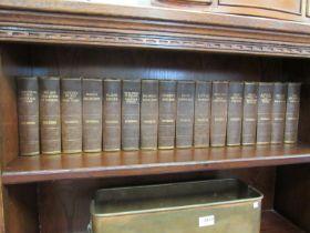 Sixteen Dickens volumes