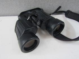 A pair of Zeiss 7x50B binoculars