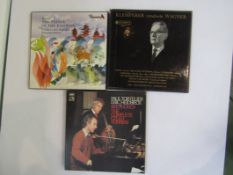 Classical: Three classical music box sets to include Klemper Conducts Wagner (Columbia stereo SAX