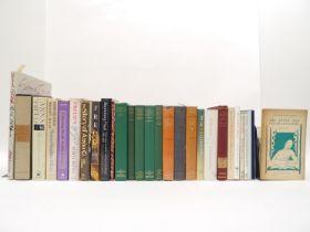 A collection of twenty nine titles relating to Sigmund Freud, psychoanalysis, Bloomsbury Group,