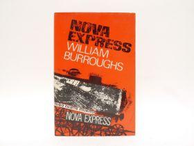 William S. Burroughs: 'Nova Express', London, Jonathan Cape, 1966, 1st edition
