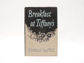 Truman Capote: 'Breakfast at Tiffany's', London, Hamish Hamilton, 1958, 1st UK edition,