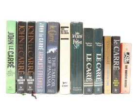 John le Carre, a collection of modern first editions etc, including 'The Mission Song', 2007,
