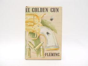 Ian Fleming: 'The Man with the Golden Gun', London, Jonathan Cape, 1965, 1st edition,