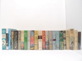A collection of 24 Henry Williamson novels etc, including: 'The Beautiful Years,