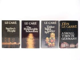 John le Carre, four first editions, all in original cloth,