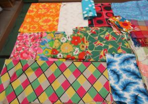 A good quantity of large scale 20th Century prints to include striking 50's, 60's and 70's French,