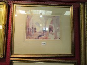 A William Russell Flint 'Pepita, Serafina & Romira' limited edition pencil signed print,