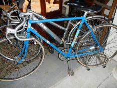 A Viking drop handle bicycle.