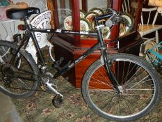 A Rock Fighter MBK gent's bicycle.