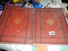 2 volumes of Old and Modern Masters and another art book.