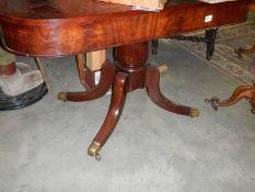 A good pair of 19th century mahogany hall tables.