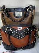A Tommy and Kate ladies bag and an Anna Smith ladies handbag