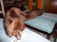 A 1920/30's fur stole