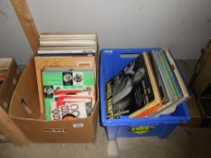 A good collection of mainly 50/60's LP's including Sammy Davis Jnr etc.